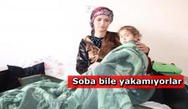 Eşi cezaevine giren anne yardım bekliyor
