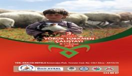 3'üncü Antalya Yörük Türkmen Çalıştayı'nı toplanıyor