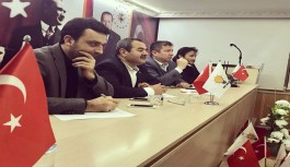 AK Parti Korkuteli ilçe danışma toplantısı