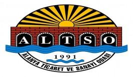 ALTSO'dan destek programı duyurusu