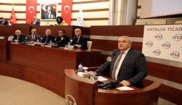 Antalya bir ilçenin 5 katı büyüklüğünde tarım alanını kaybetti