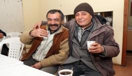 Antalya Büyükşehir Belediyesi evsizlere sahip çıktı