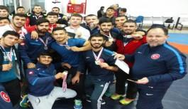 ASAT güreşte Antalya şampiyonu