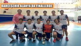 Bahçeşehir Koleji Alanya Bölgesel Lig Finallerinde