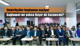 Elektrikçiler Odası başkanını seçiyor