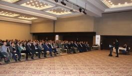 Federasyon 2018 rotasını Antalya'dan belirledi