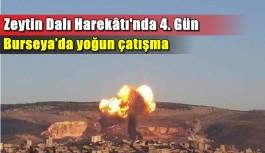 Zeytin Dalı Harekâtı'nda 4. Gün