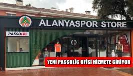 Alanyaspor'un yeni Passolig Ofisi hizmete giriyor