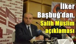 İlker Başbuğ'dan, Salih Müslim PKK'lı açıklaması