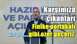 'Karşımıza çıkanları Finike portakalı...