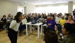 Konyaaltı'nda öfke kontrolü semineri