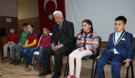 Öğrenciler Mehmetçik için dua etti