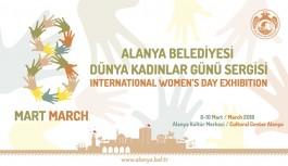 Alanya'da Buluşan Dünya Kadınları!