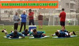 Aytemiz Alanyaspor'da Medipol Başakşehir maçı hazırlığı