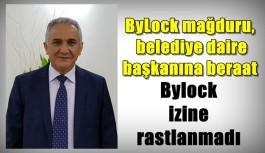 ByLock mağduru, belediye daire başkanına beraat