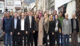 İYİ Parti yönetimi kamuoyuna tanıtıldı