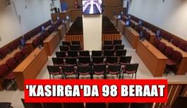 'Kasırga'da 98 beraat