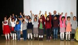 Manavgat'ta İstiklal Marşı yarışması