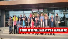 Alanya'da Otizm Festivali