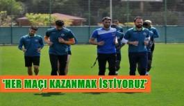 Aytemiz Alanyaspor'da Evkur Yeni Malatyaspor mesaisi