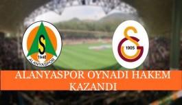 Biz oynadık Galatasaray kazandı! Hakem engelini aşamadık!