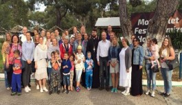 Yerleşik yabancılar Paskalya Bayramı'nı kutladı