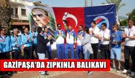 Zıpkınla Balıkavı Türkiye Şampiyonası elemeleri tamamlandı