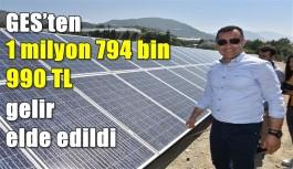 Güneş Enerji Santrali Alanya'ya en güzel kaynak oldu