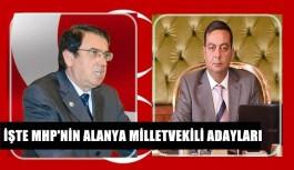 İşte MHP'nin Alanya Milletvekili...