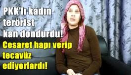 PKK'lı terörist örgütün karanlık yüzünü gözler önüne serdi