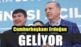 Cumhurbaşkanı bayramda Antalya'ya geliyor