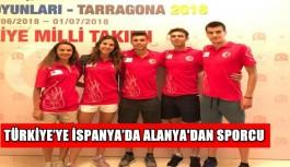 İspanya'da Türkiye'yi temsil edecek