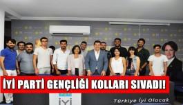 İYİ Parti Gençliği kolları sıvadı
