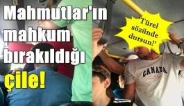 Mahmutlar otobüslerinde vatandaşın isyanı!