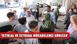 'Terörü Türkiye'nin gündeminden çıkartacağız'