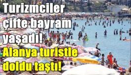 'Turizmin Başkenti' bayram tatilinde doldu