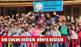 Türkiye'de çocukları sanatla buluşturan ilk proje 4 yaşında