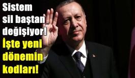 Yeni sistemin kodları! Erdoğan kararname, Meclis kanun çıkarabilecek