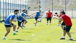 Antalyaspor'da lig hazırlıkları