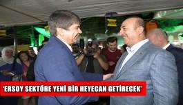 'Başkanımız Erdoğan'ın Antalya'ya olan ilgisi bizi çok memnun etti'
