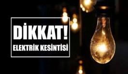 DİKKAT! Alanya'da elektrik kesintisi uyarısı!