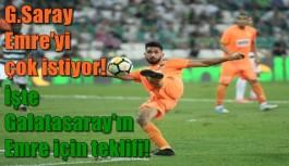 Galatasaray'ın Emre Akbaba teklifi ortaya çıktı!