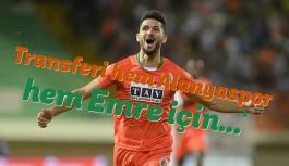 Mesut Bakkal'dan flaş Emre Akbaba yorumu! Transferi hem Alanyaspor hem Emre için...'