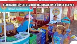 'Sıfır Atık' Projesine Alanya Belediyesi'nden tam destek