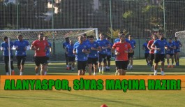 Alanyaspor, Sivas maçına hazır! Maçın hakemi belli oldu!