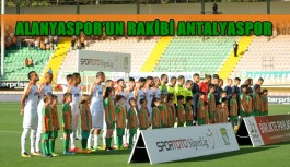 Alanyaspor'un rakibi Antalyaspor
