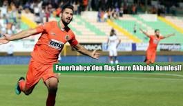 Fenerbahçe'den Emre için hızlı hamle!