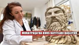 Muratpaşa'da kurs kayıtları başlıyor
