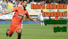 SON DAKİKA! Emre Akbaba transferi çıkmaza girdi
