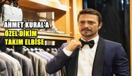 Ahmet Kural'a özel dikim takım elbise